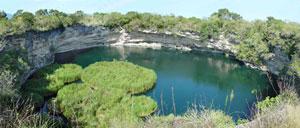 Cenote Zacaton