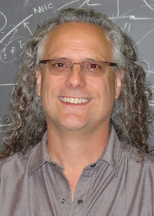 Karl Gebhardt, the Herman and Joan Suit Professor of Astrophysics