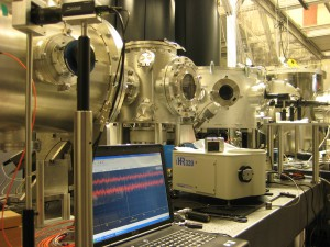 laser plasma accelerator