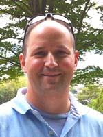Assistant professor of astronomy Steven Finkelstein
