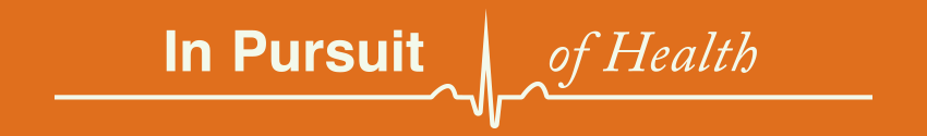 logo for In Pursuit of Health series