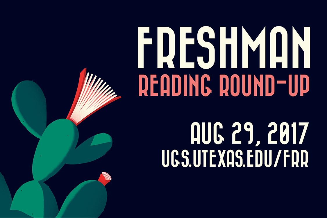 2017 Freshman Reading Round Up