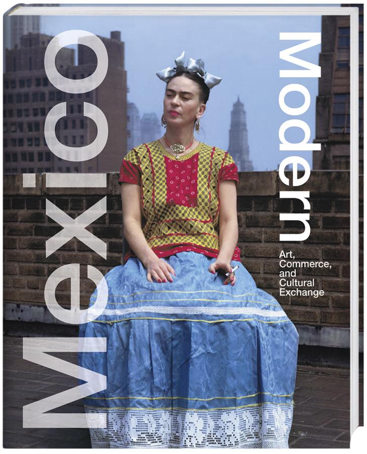 Mexico Modern Book Cover