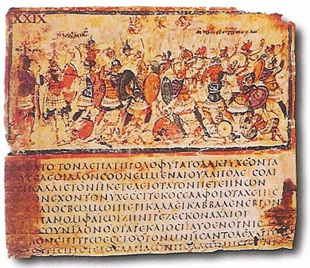 Digital Humanities, Greek Manuscript