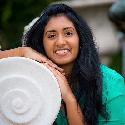 Kavya Rajesh, AAAS, Student Researcher