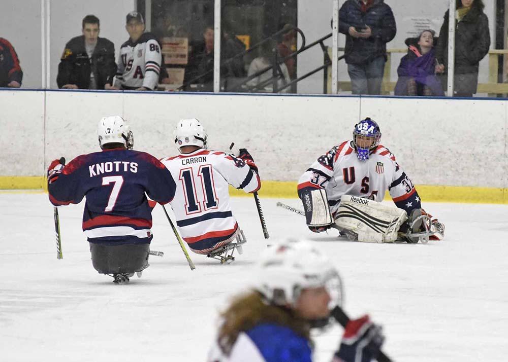 U.S. Sled Hockey 2018 Paralympic Winter Games
